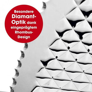 GOURMETmaxx Messerset Diamant-Optik - 5 Messer - twicce.de