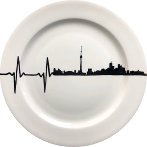 Heartbeat by The Crazy Plate Lady