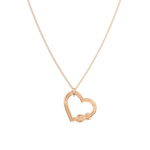 Hearts of Courage - 10K Rose Gold