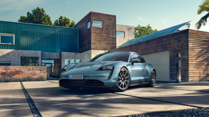 Porsche Taycan Electric Weekend Driving Package