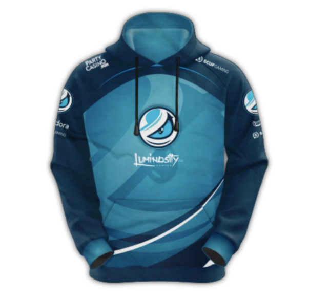 Luminosity Gaming Pro Hoodie