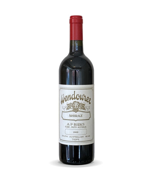 Wendouree Shiraz Clare Valley South Australia 2002 (Very Limited Stock)