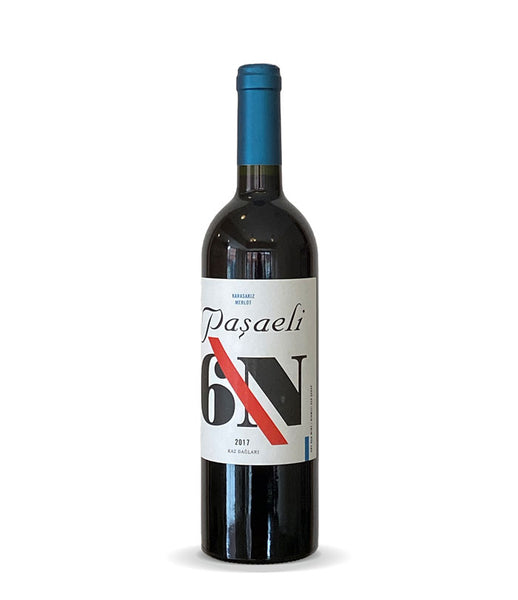Pasaeli, No to Gold,  Karasakiz-Merlot, Kazdaglari, Turkey 2017