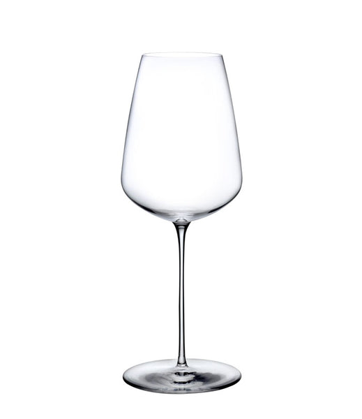 Stem Zero Delicate White glass by Nude - Set of 2