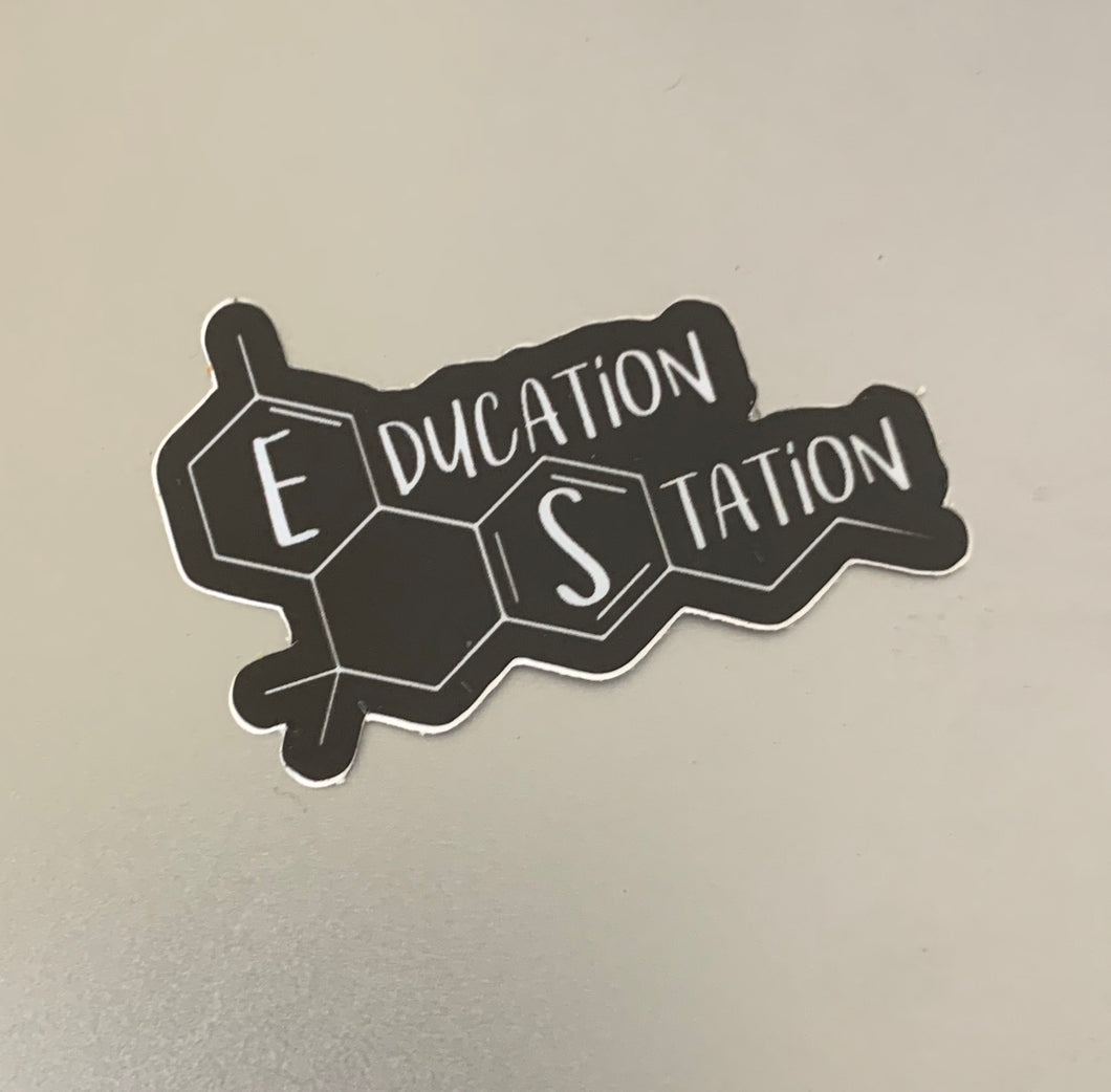 Education Station - Stickers