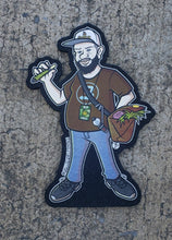 Load image into Gallery viewer, Mini Jon dab mat - Boveda x Beck x Mood Matt colab