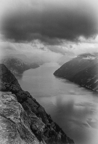Lysefjorden in Norway