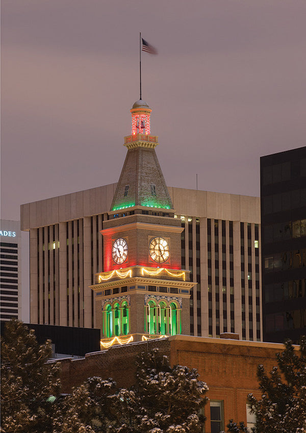 Holiday Season in Denver