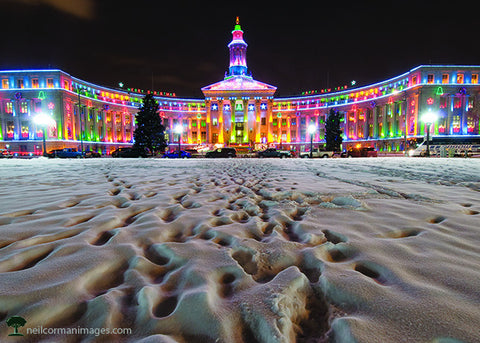 Holidays in Denver<br />Holiday Cards