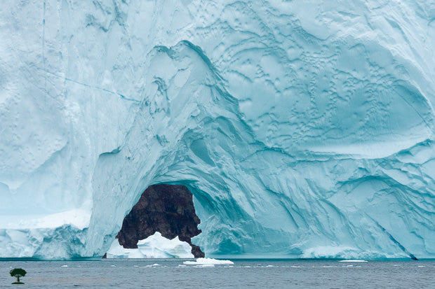 Arch in the Iceberg