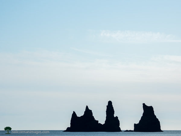 Iceland Sea Stacks