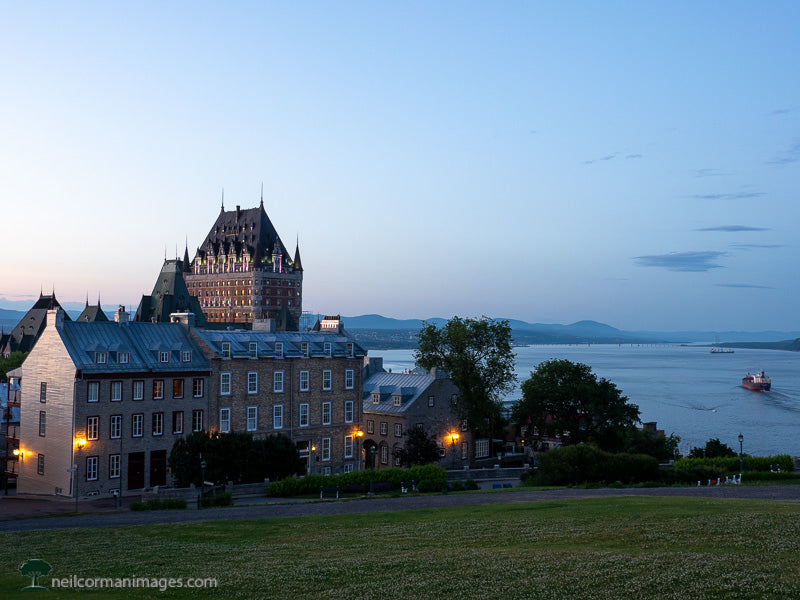 Quebec City Evening