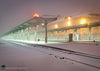 Union Station Snow