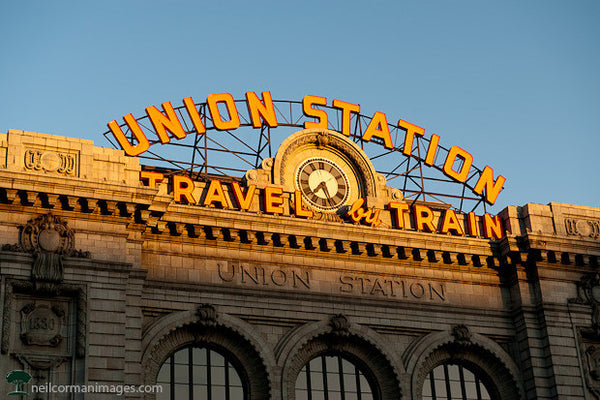 Union Station at Sunrise