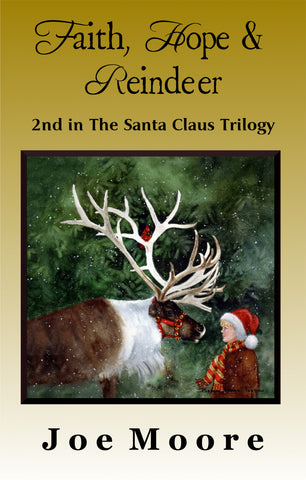 Faith, Hope & Reindeer - Paperback