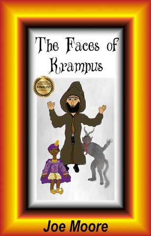 The Faces of Krampus - Hardcover