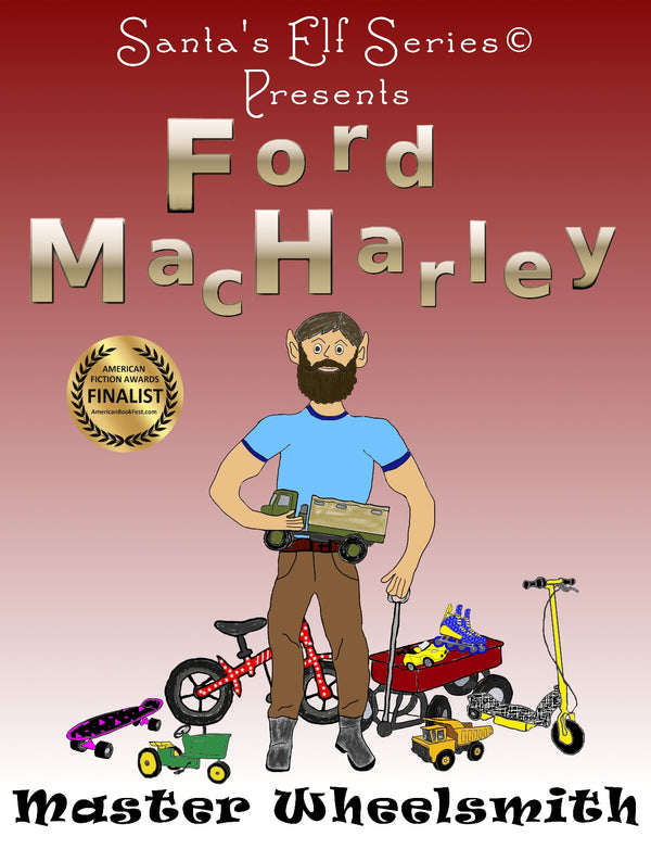 Ford MacHarley, Master Wheelsmith -Paperback