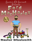 Ford MacHarley, Master Wheelsmith -Hardcover