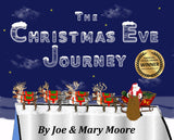 The Christmas Eve Journey - Hardcover