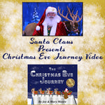 Christmas Eve Journey - Video Book