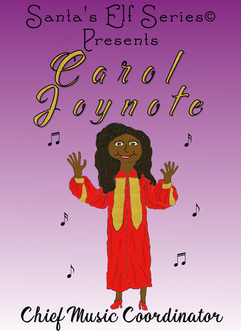 Carol Joynote, Chief Music Coordinator - Hardcover