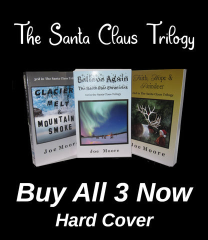 The Santa Claus Trilogy - Hard Cover