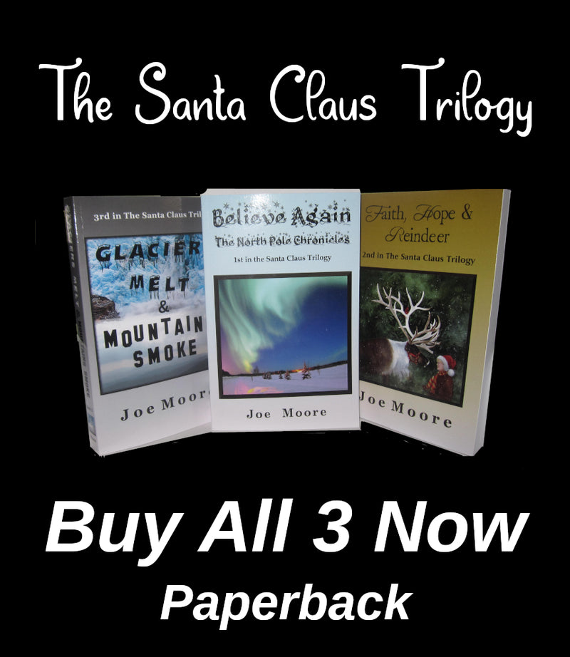 The Santa Claus Trilogy - Paperback
