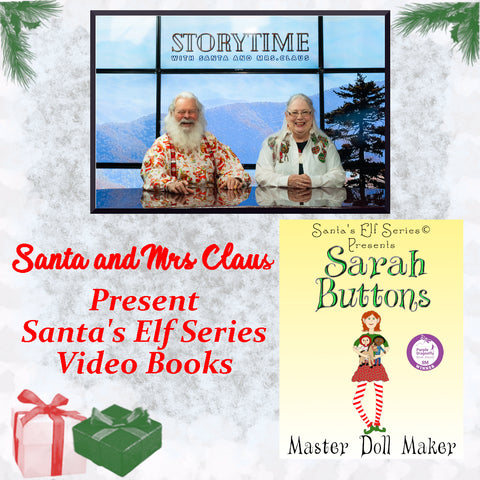 Sarah Buttons, Master Doll Maker - Video Book