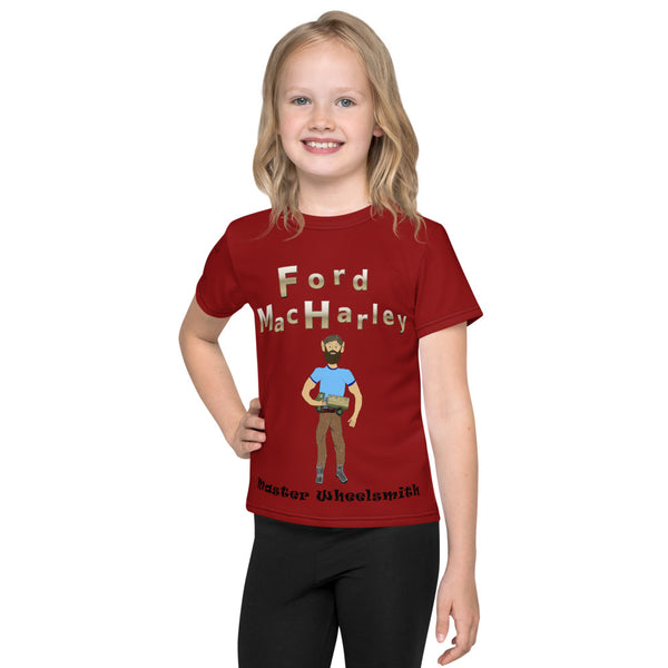 Ford's Kids crew neck t-shirt