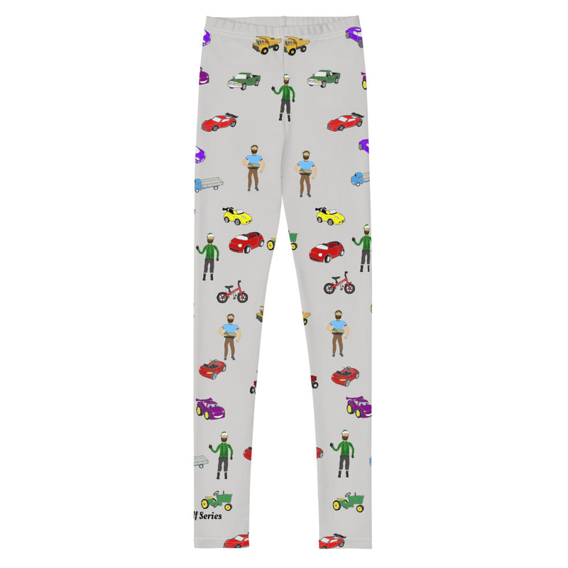 Ford MacHarley Youth Leggings