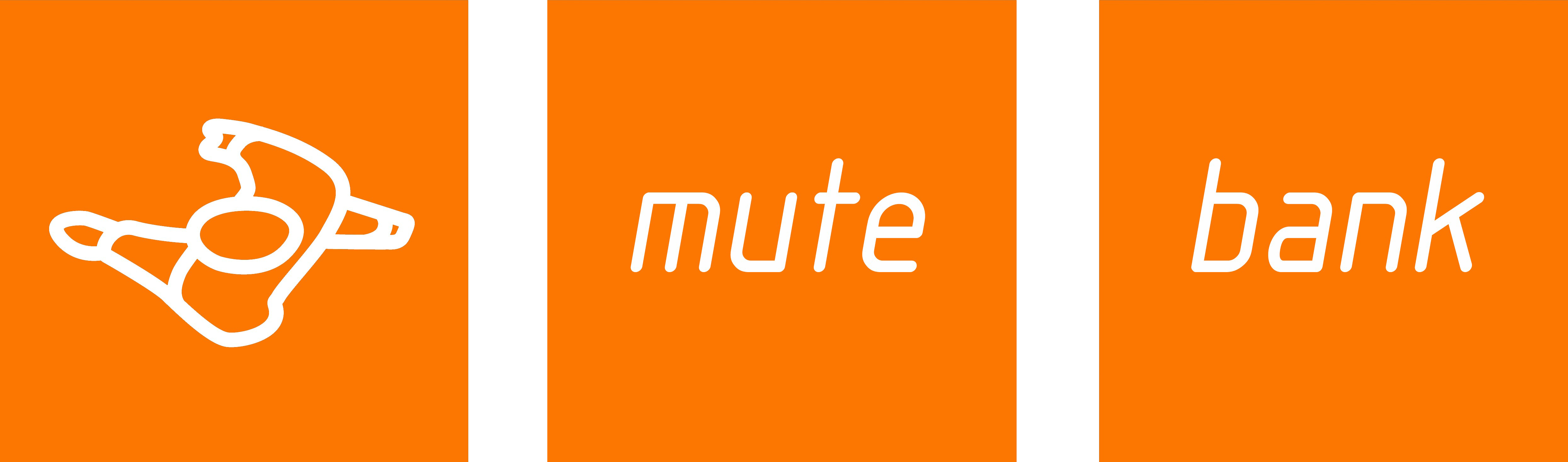 mute bank us  logo