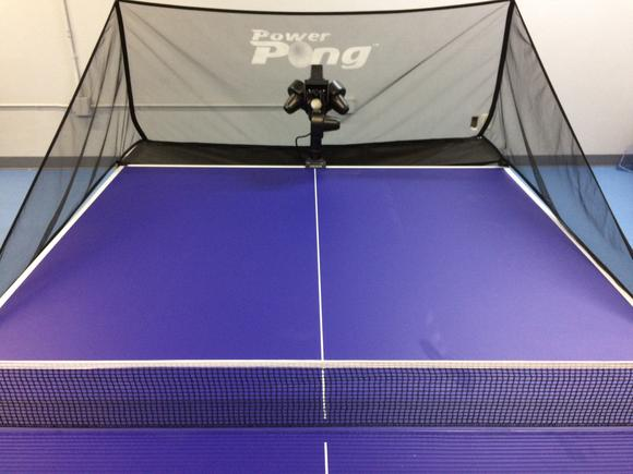 Power Pong Omega Table Tennis Robot