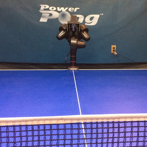Power Pong 3001 Table Tennis Robot - Sold out, contact us if you are interested in a refurbished model