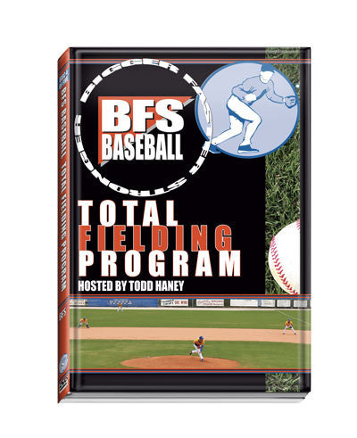 BFS Baseball Total Fielding DVD video