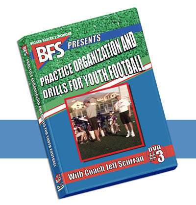 Video - Practice Organization and Drills for Youth Football