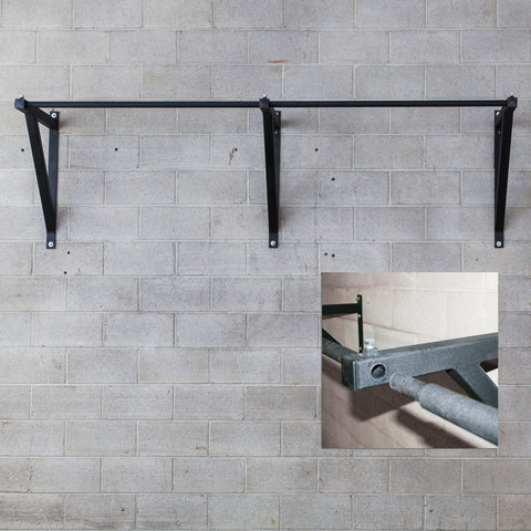 PE-X Wall Mounted Chin Up Bars