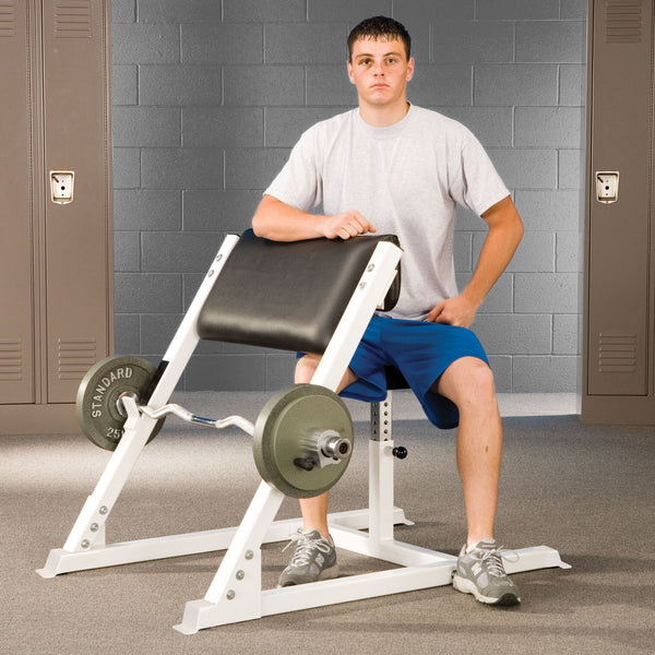 K2 PL - Arm Curl Bench
