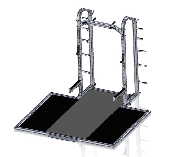 Olympus OV Half Rack With Platform