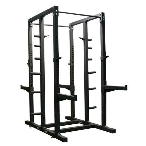 PE-X Double Half Rack with optional Platforms