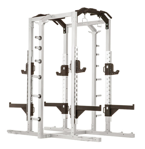 Everest HD Double Sided Half Rack w/ optional Platforms and Benches