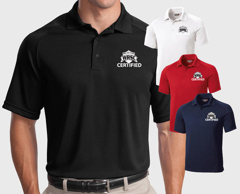 Clinician Men's Performance Polo - Polyester