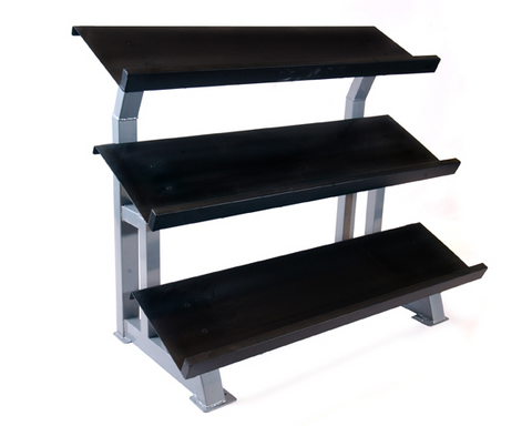 Storage - 3-Tier Stadium Dumbbell Rack