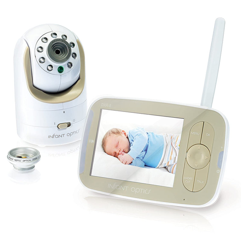 Baby Monitor: Infant Optics DXR-8 Video Monitor with Interchangeable Camera