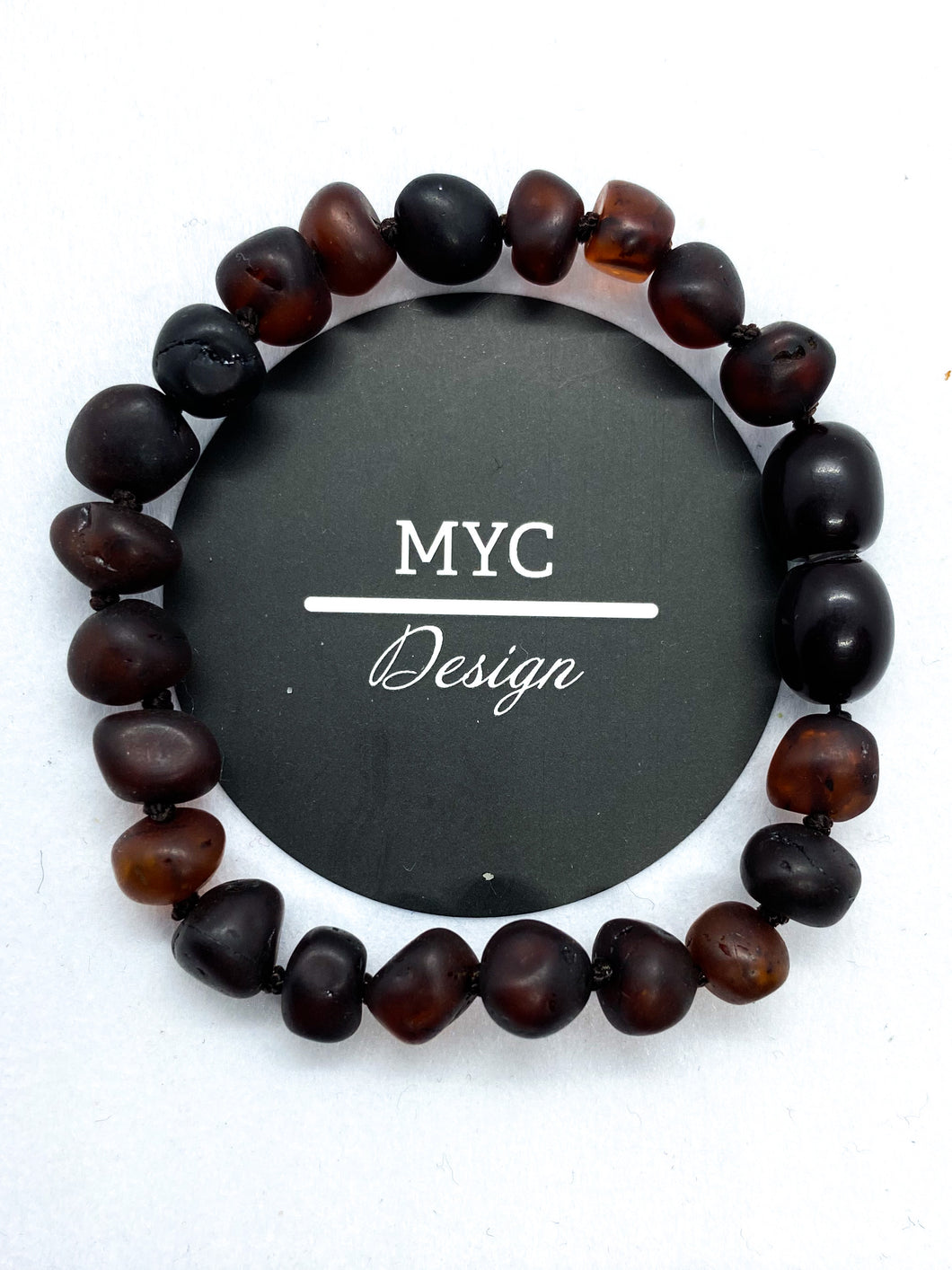 Black Baltic Amber