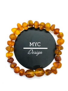 Red Baltic Amber