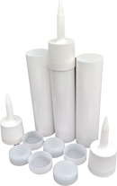 Reusable Caulk Tubes 10 oz.