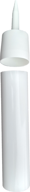 Reusable Caulk Tubes 10 oz. - Single