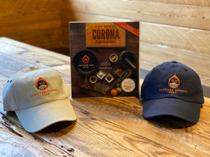 "Historic Northside Cafe ""Survived Corona 2020"" curved trucker hat"