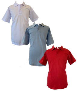 Non-Crested Polo Shirt Collection