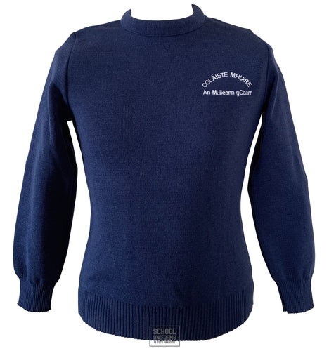 Colaiste Mhuire (Cbs) Secondary Mullingar Jumper (Junior Cycle)